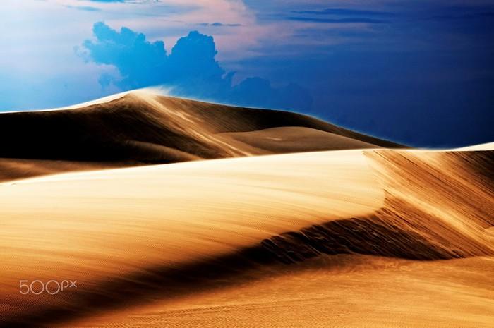 Thời điểm thích hợp để khám phá vẻ bí ẩn của đồi cát bay Mũi Né