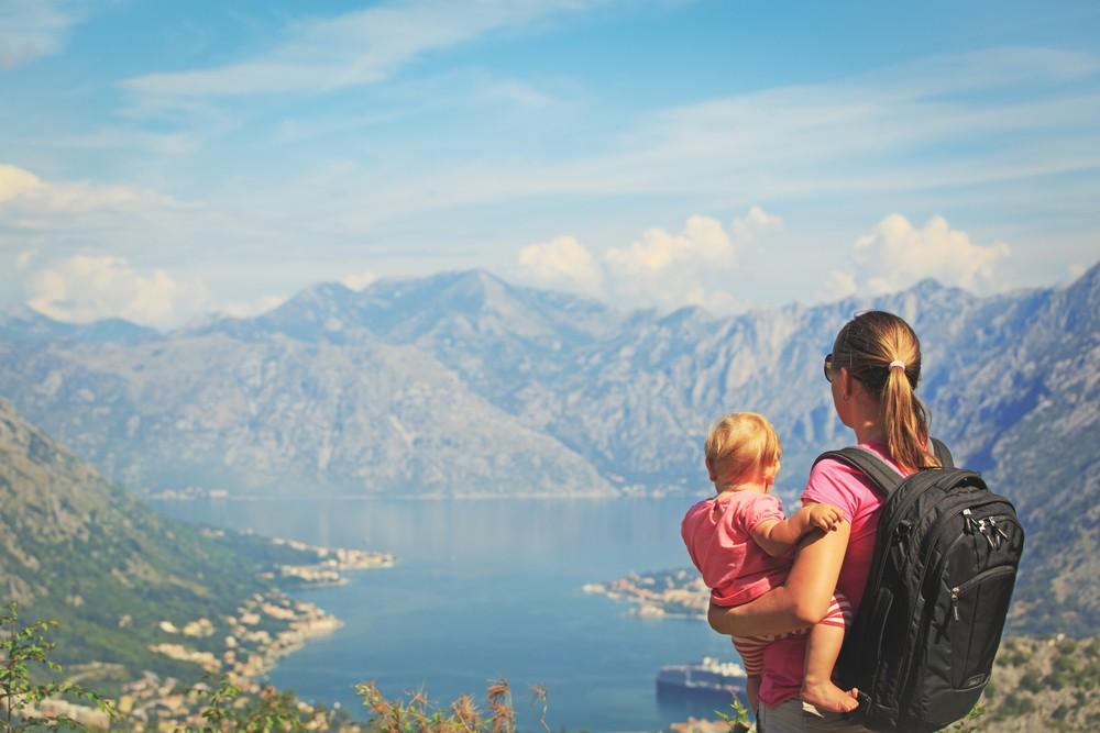 Du lịch cùng con có nhiều lợi ích bất ngờ hơn bạn nghĩ
