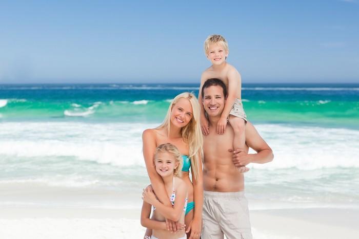 Du lịch cùng con có thể coi là một khóa huấn luyện cha mẹ