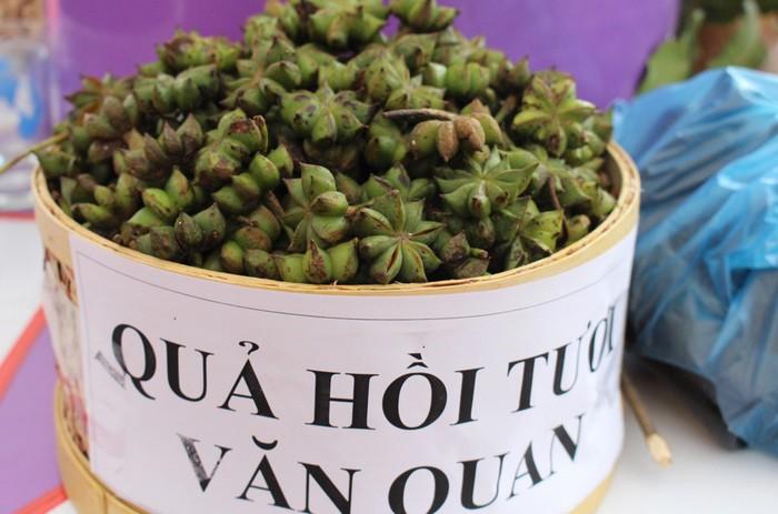Tham gia lễ hội, du khác sẽ được giới thiệu, tìm hiểu về cây hồi, tham quan các gian hàng trưng bày sản phẩm từ hồi. Hoa hồi thực chất là quả, mỗi hoa gồm 5-8 cánh hình thoi xếp thành hình sao hoặc nan hoa.