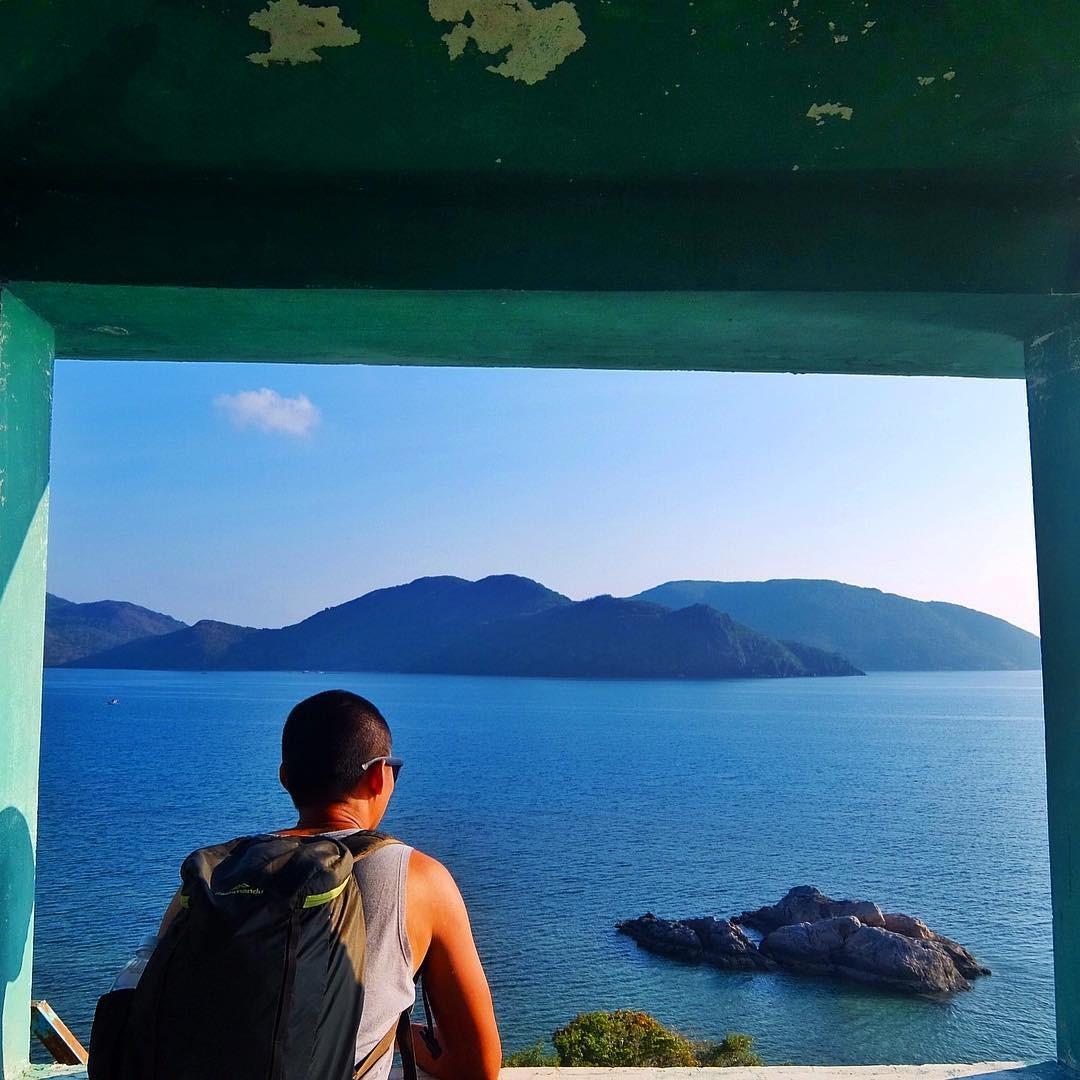 Bình yên biển trời đảo Côn Sơn