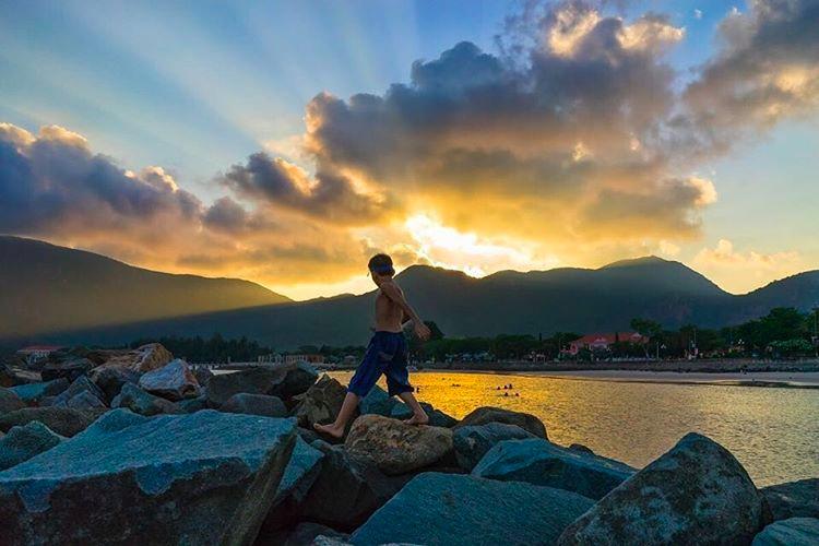 Bình yên cuộc sống giản dị vùng đất biển Bà Rịa