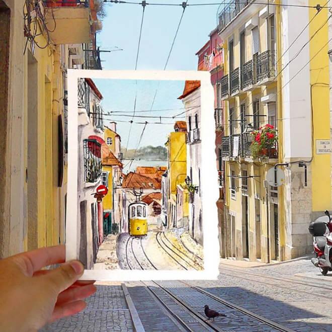 Lisbon (Bồ Đào Nha).