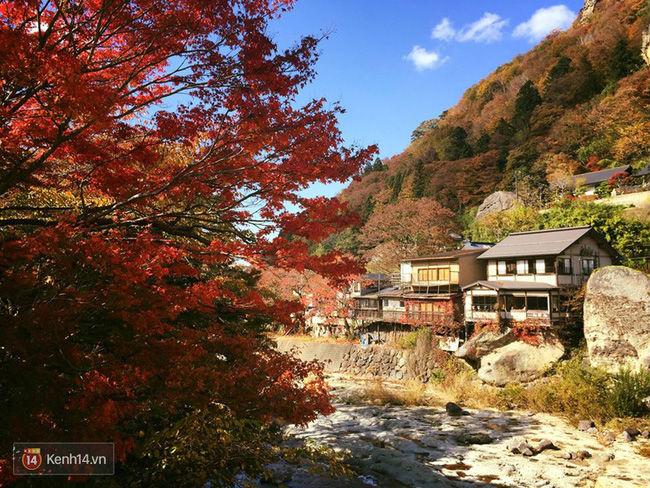 Yamadera tuyệt vời qua các mùa.