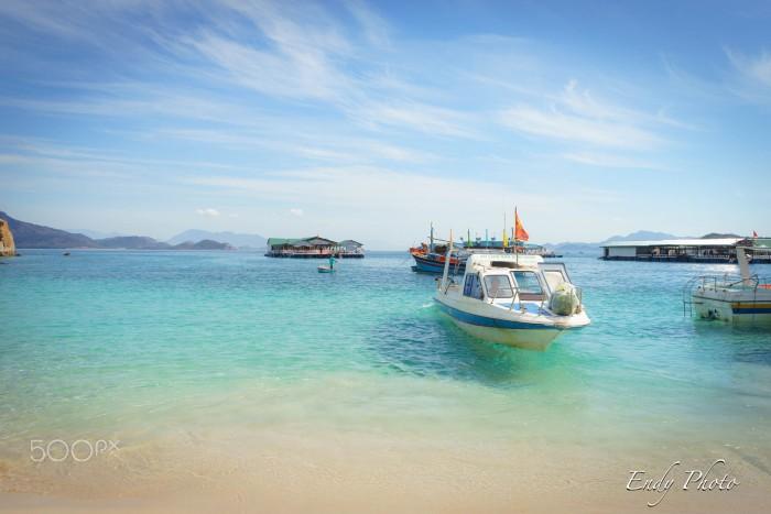 Người ta vẫn gọi nơi chốn ấy là Maldives trong lòng Việt Nam