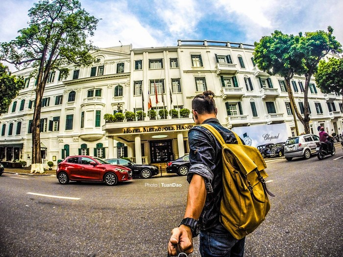 Khách sạn Metropole - là một khách sạn 5 sao nằm trên phố Ngô Quyền, Hà Nội.