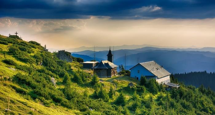 Vẻ đẹp quyến rũ Moldova