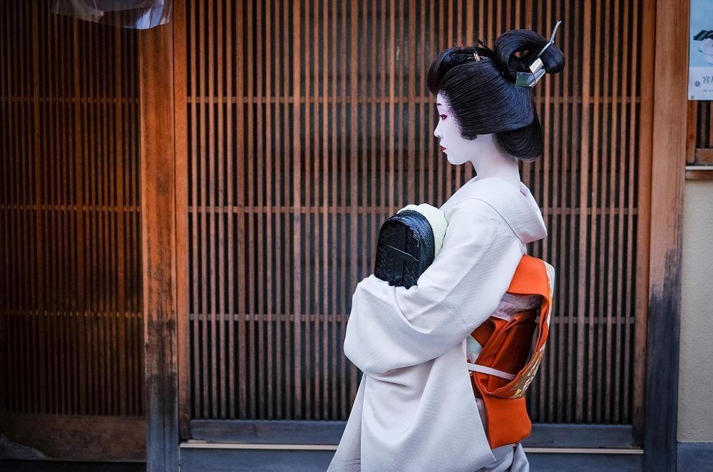 Geisha – nét đẹp nữa tính của xứ sở mặt trời mọc
