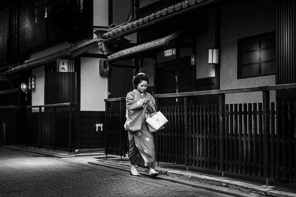 Cuộc sống của các Geisha vẫn là một sự bí ẩn đối với người ngoài