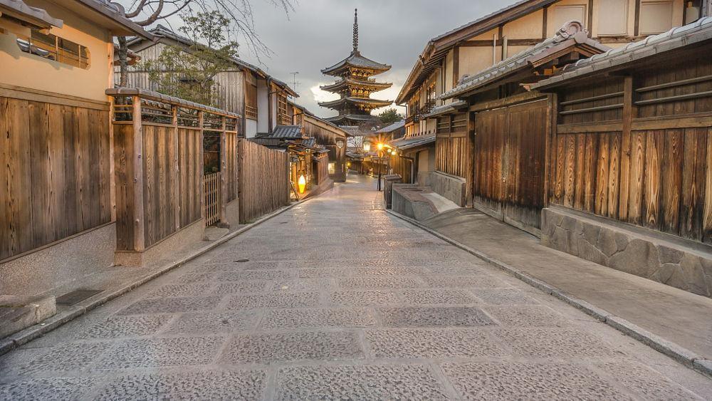 Đến Yasaka, Kyoto – nơi xuất hiện những Geisha đầu tiên
