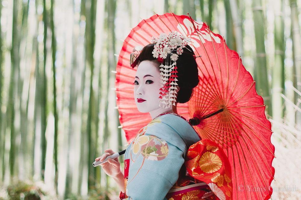 Geisha – môn nghệ thuật chỉ dành cho tầng lớp tinh họa