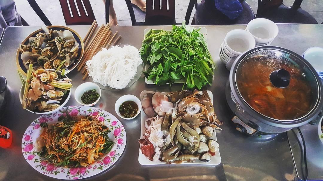 Lẩu hải sản – món quà tuyệt vời cho gia đình và người thân ngày lạnh