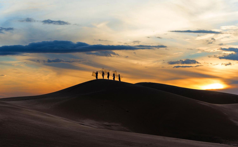 Ninh Thuận - cái nắng tê người và tình thương