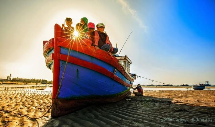 Cái nắng cái gió Ninh Thuận đến thương