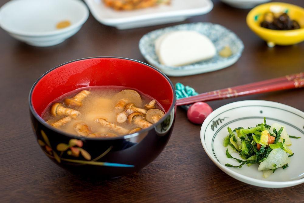 Hương vị tinh tế của súp Miso