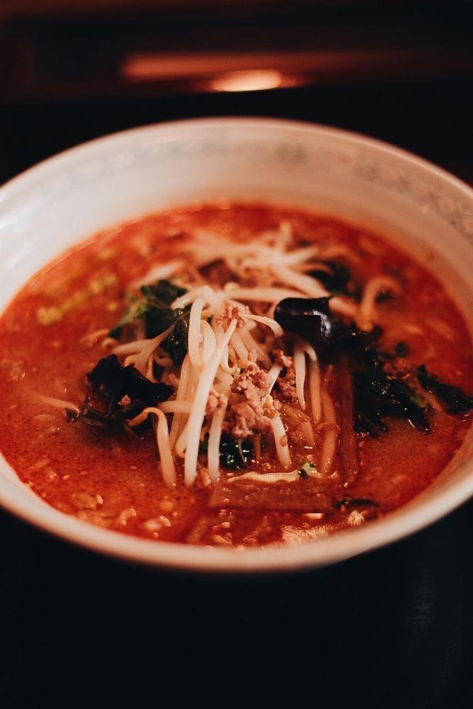 Miso đỏ mang đến một hương vị nồng nàn cho súp Miso