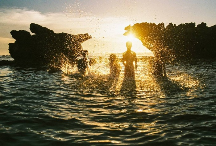 Nắng và biển Ninh Thuận