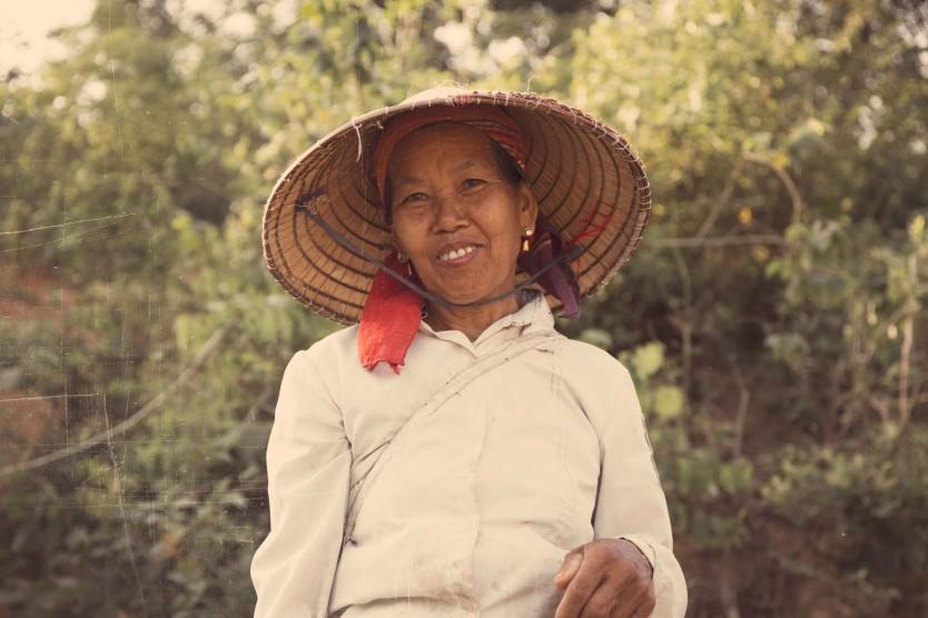 Nụ cười Việt Nam.
