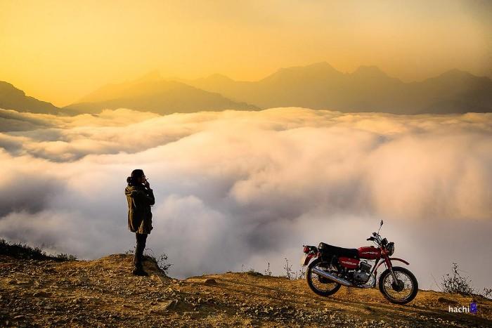 Kẻ lãng du - Ảnh: Ngô Huy Hòa