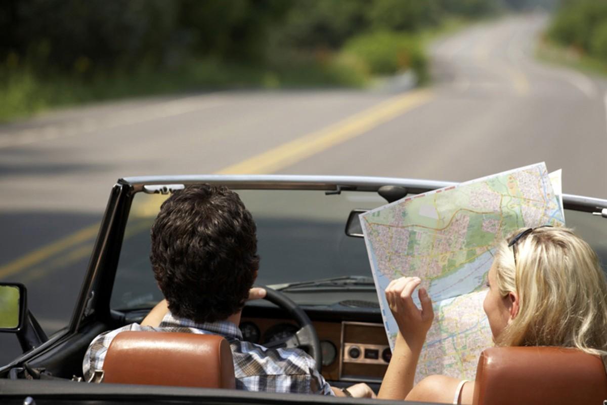 Bản đồ giấy thực sự rất hữu ích