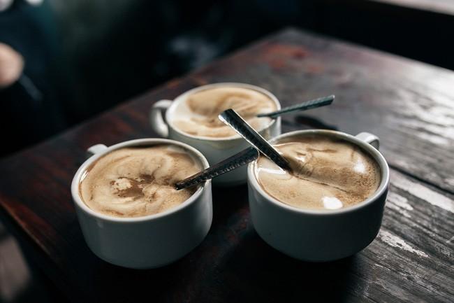 Cà phê trứng nổi tiếng ở Đinh