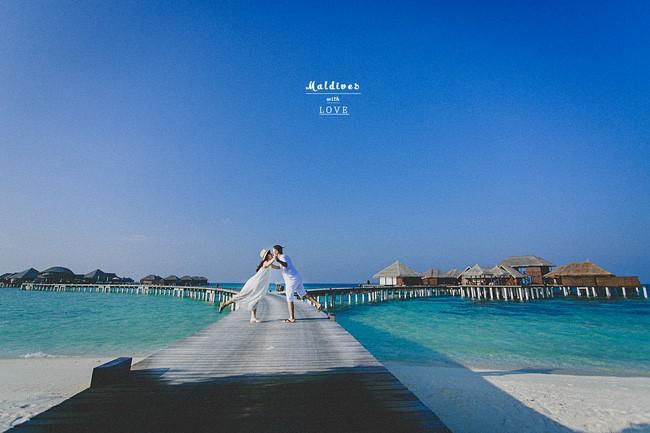 Đến Maldives rất thuận lợi