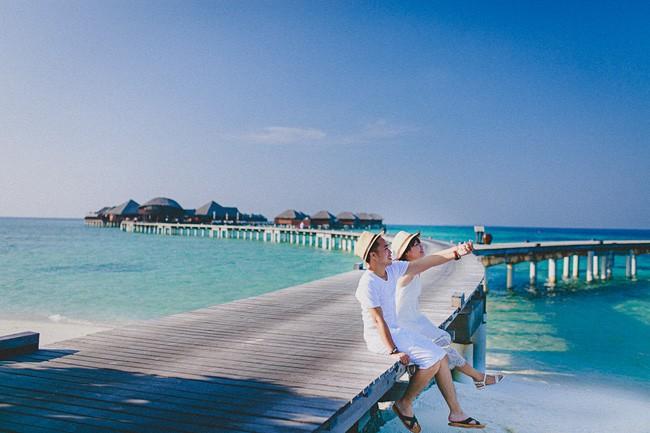 Resort giữa biển