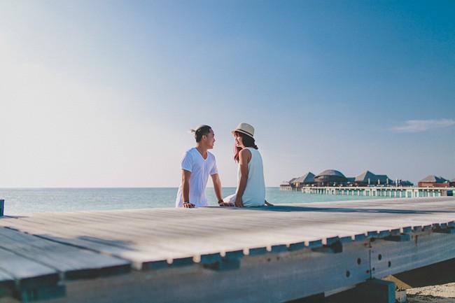 Thời điểm du lịch Maldives lý tưởng là mùa hè và mùa thu
