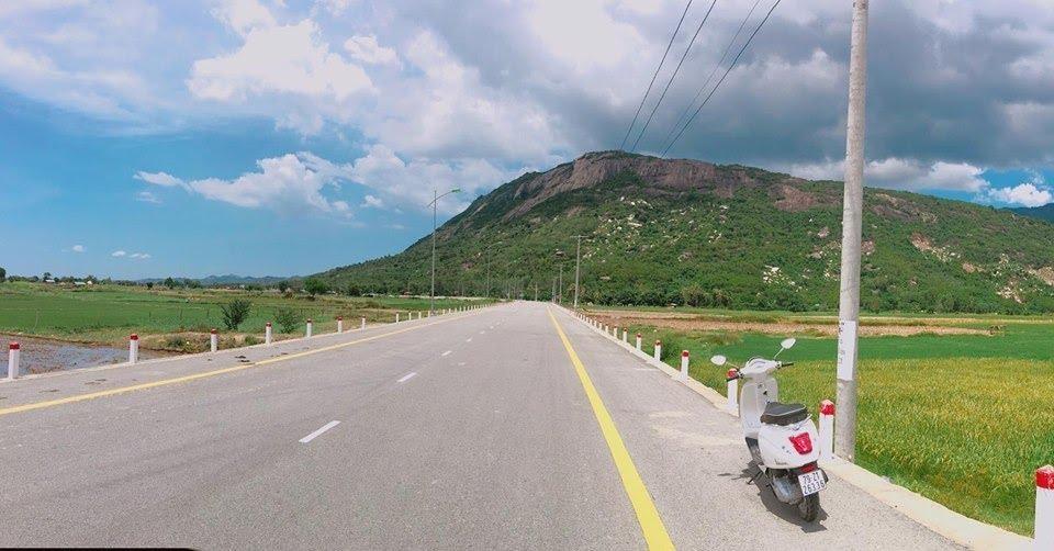 Cung đường đến Bình Lập