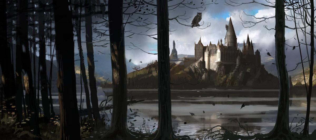 Hogwarts - ngôi trường nổi tiếng trong bộ truyện Harry Porter