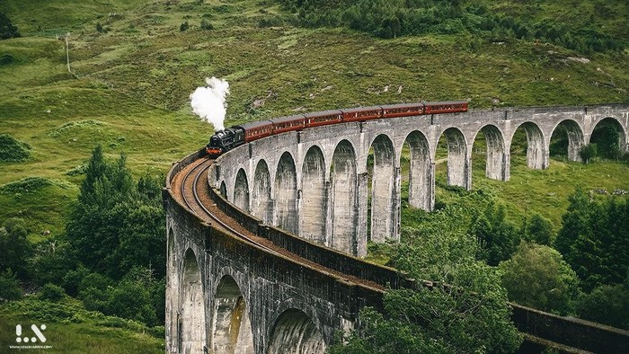 Way to Hogwarts