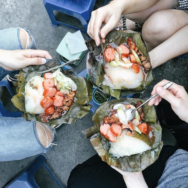 Bánh giò thập cẩm - Bánh giò Nguyễn Công Trứ: Giá: 25.000.