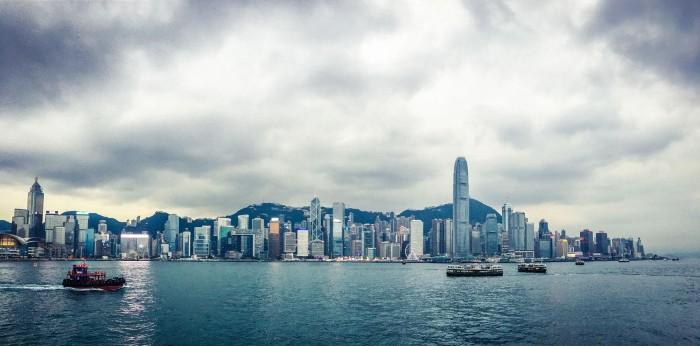 Hong Kong dưới góc máy Iphone 7 plus - Ảnh: musbenvision