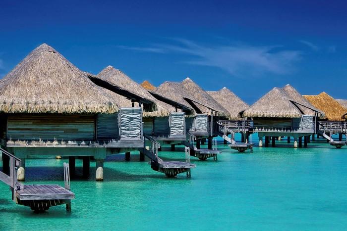 Chi phí để nghỉ dưỡng tại một nơi tuyệt đẹp thế này