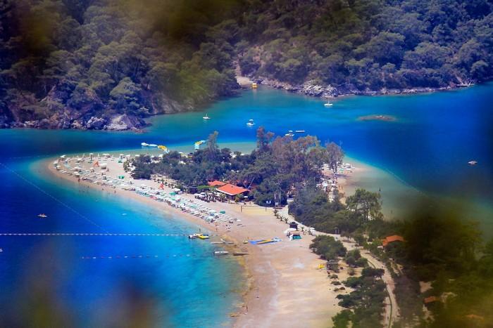 Blue Lagoon món quà quý báu của tạo hóa dành tặng cho Thổ Nhĩ Kỳ