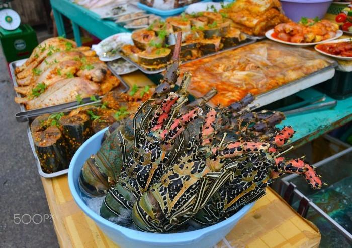 Chợ hải sản Phan Thiết