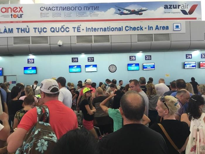 Du khách quốc tế có thể bay đến thẳng Cam Ranh