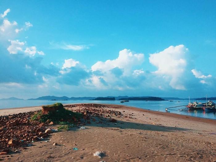 Đảo Cái Chiên, cái tên hot hơn cả Cô Tô mùa hè này