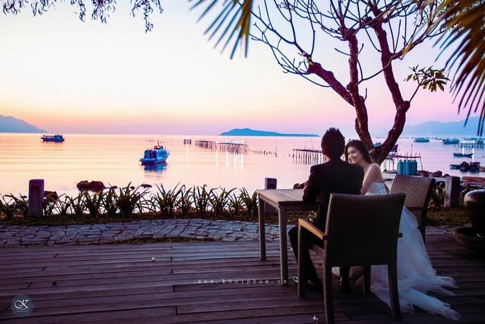 Hay vịnh Ninh Vân đẹp đến mơ màng