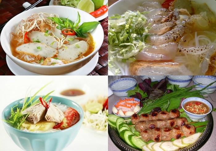 Đến Nha Trang đừng quên thưởng thức ẩm thực Nha Trang