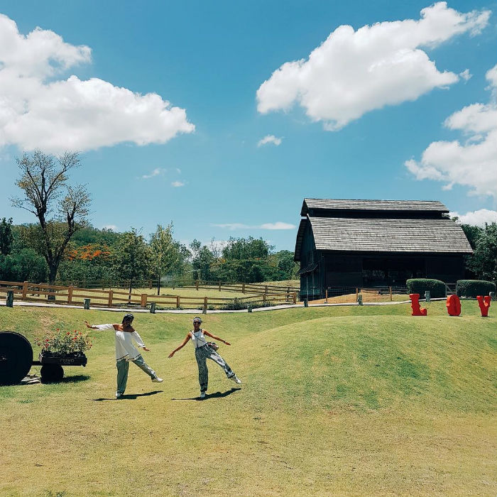 Nông trại của Primo Piazza