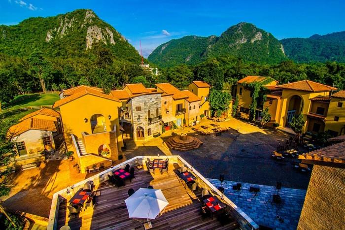Nước Ý thu nhỏ của Thái Lan