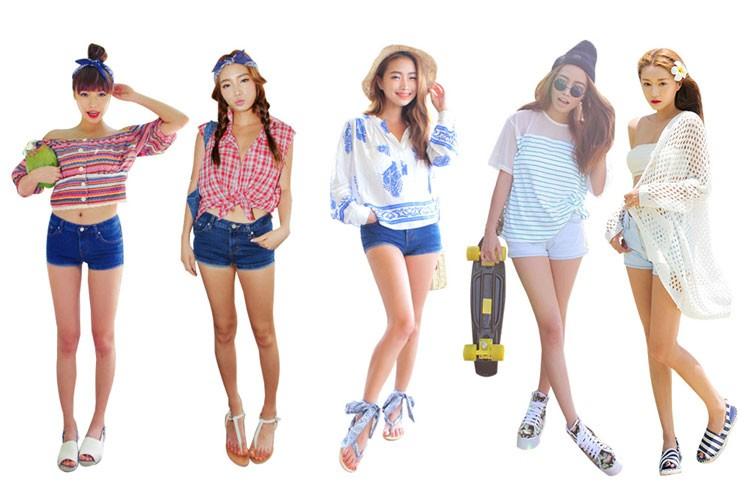 Nên chọn những trang phục thoải mái khi du lịch Nha Trang