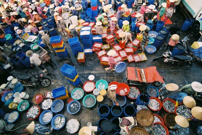 Chợ sáng