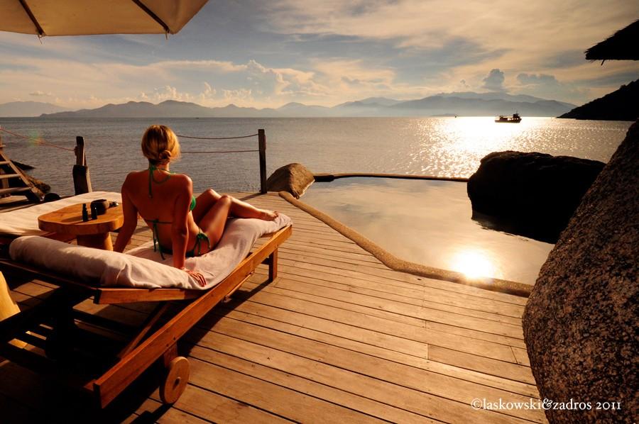 Tận hưởng những điều tuyệt vời nhất ở các resort