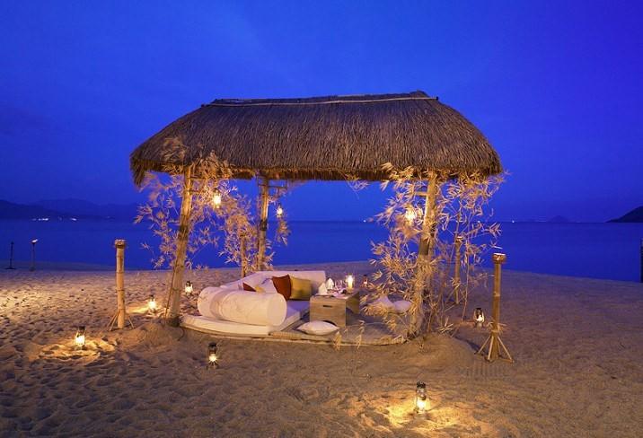 Đêm lãng mạn ở Evason Ana Mandara quyến rũ