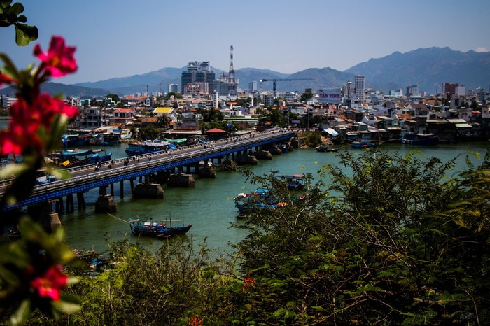 Có rất nhiều phương tiện để đến Nha Trang
