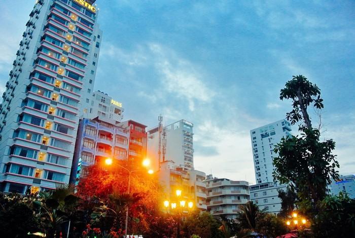 Thành phố hiện đại
