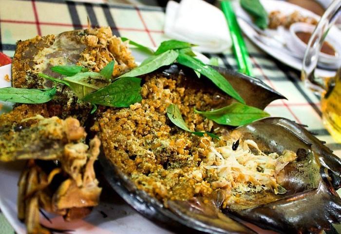 Món ăn lạ miệng từ sam biển