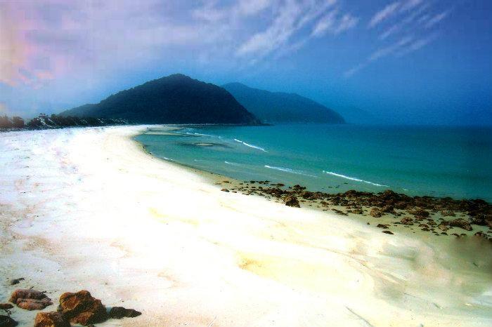 Biển Quan Lạn hoang sơ, thuần khiết